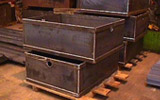 Storage Boxes ¼ Carbon
